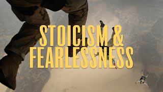 It's Ok To Be Scared. Just Don't Be AFRAID. | Stoic Motivation | Ryan Holiday