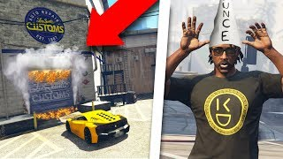I Got BANNED From The Mod Shop For Doing This! | GTA 5 THUG LIFE #217