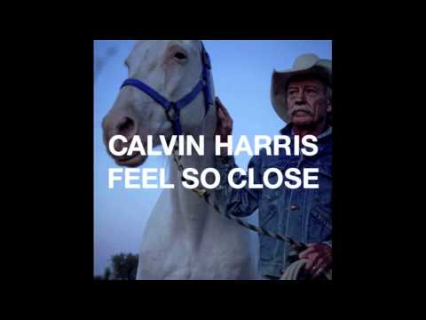 Calvin Harris - Feel So Close (out 21st August)