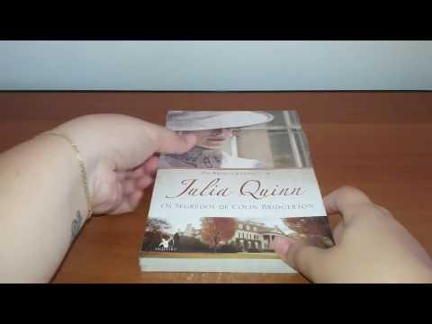 Review - Livro Os segredos de Colin Bridgerton