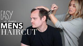 Easy To Follow At Home Mens Haircut