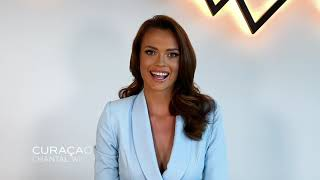 Up Close with Chantal Wiertz Miss Universe Curacao 2020