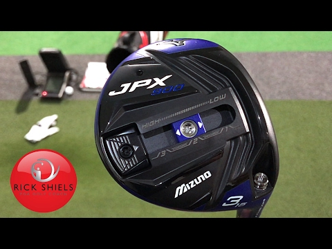 NEW MIZUNO JPX900 FAIRWAY WOOD REVIEW