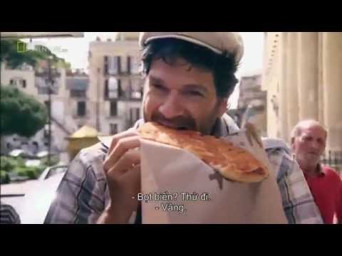 Street Food Around The World - Palermo food new