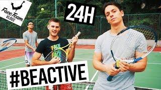 24 órán át folyamatosan sportoltunk!