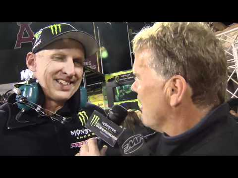 Supercross - Anaheim1 2011 - Jim