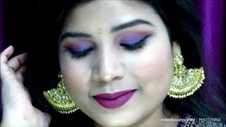 Indian Wedding Guest Makeup Tutorial 2018 || Indian Beauty Surbhi  FACE OF BIHAR FORM THE STREET PHOTO GALLERY   : IMAGES, GIF, ANIMATED GIF, WALLPAPER, STICKER FOR WHATSAPP & FACEBOOK #EDUCRATSWEB