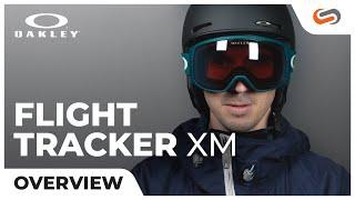 Oakley Flight Tracker M Snow Goggle