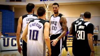 NBA Rooks: Willie Cauley-Stein at Training Camp