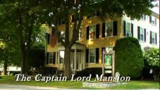 Visit the Captain Lord Mansion