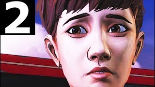 The Walking Dead Telltale Season 1: 400 Days Walkthrough Gameplay Part 2 - Shel (No Commentary)