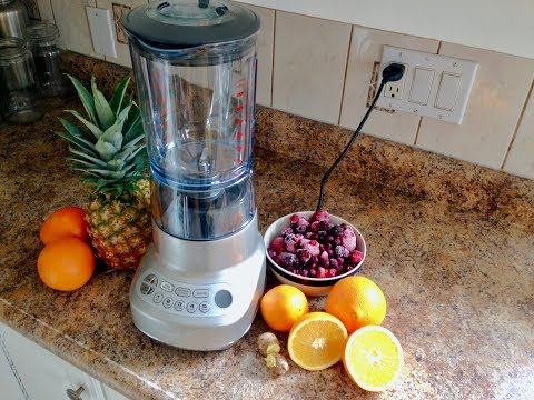 Breville Fast & Furious Blender Review