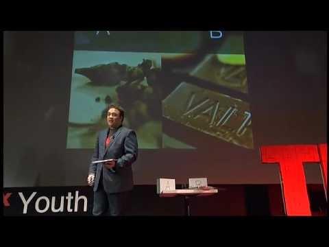 TEDxYouth @ Amsterdam - Danny Mekic