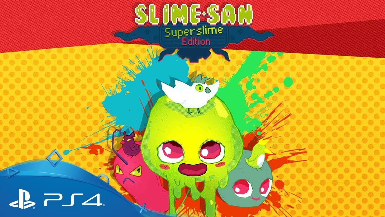 Out-there action platformer Slime-San expands in upcoming Superslime Edition, out 8th May