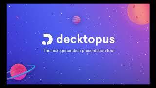 Vidéo de Decktopus