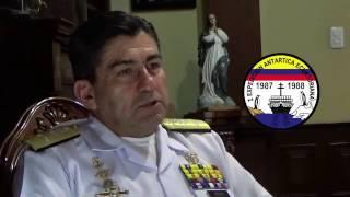CALM - Renán Ruíz Cornejo Comandante General de la Armada
