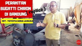 🔴 Ngintip Perakitan Buggati di Bandung | Toyota Sera 1997