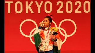 Mirabai Chanu Says Her Tokyo 2020 Silver Will Empower Girls In India