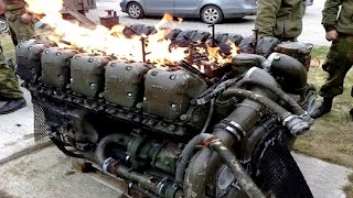 10 Old Engines You May Not Know About | Unusual Engines Starting Up