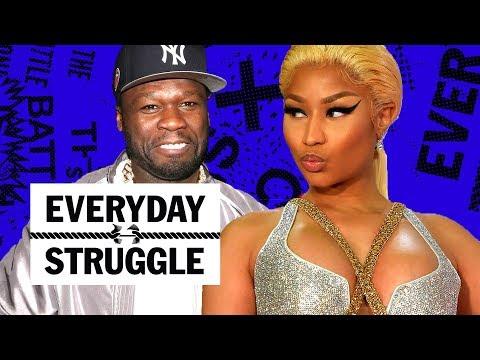 Nicki Minaj Threatens Akademiks in DMs, URL Battles Turning into Brawls   Everyday Struggle