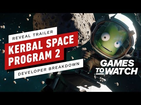 Kerbal Space Program 2: The Science Secrets of the Reveal Trailer - IGN First
