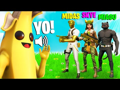 Funny Jokes Of Fortnite