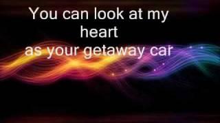 Getaway Car by Jenkins w/ lyrics