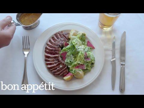 Video 5 Must Eat Restaurants In New York City   Bon Appetit