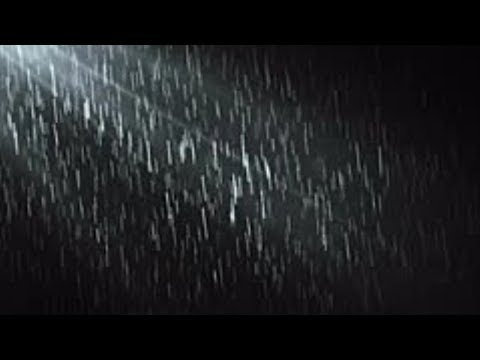 8 HOURS Gentle Night Rain for Relaxing, Study, Meditation, insomnia, Sleeping. Rain Sounds