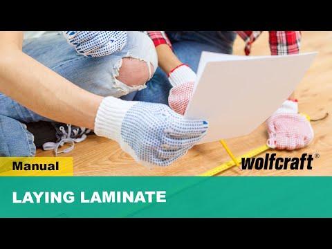 Guillotina corte laminados LC 600 Wolfcraft 6937000