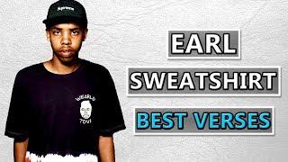 Earl Sweatshirt: BEST Verses