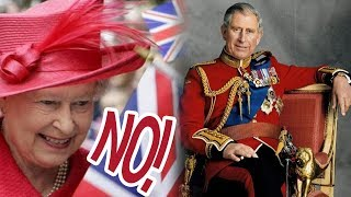 ¿La reina Isabel II no quiere dejarle el trono al príncipe Carlos?