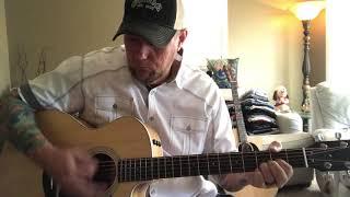 Cover Me Up  Morgan Wallen  Jason Isbell (acoustic Karaoke) (lyrics In Description)