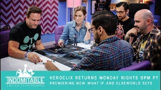 HeroClix: Indomitable | Season 2 Episode 6 | Elseworlds