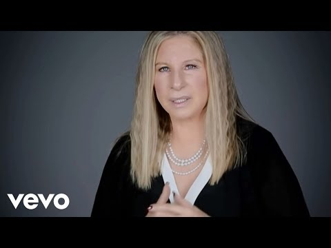 I'll be seeing you / I've grown accustomed to her face Lyrics – Barbra Streisand