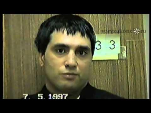 дагестанский вор в законе Богдан Кадиев (Бодя)