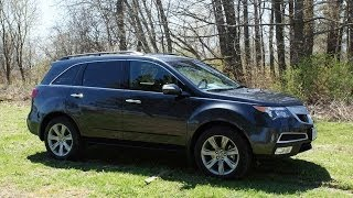 2013 Acura MDX Elite - Review
