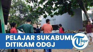 Buat Warga Resah, Pelajar Sukabumi Ditikam ODGJ Pakai Pisau, Pelaku Kini Berhasil Diamankan Polisi