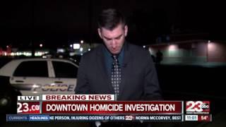 One man dead, BPD investigation as homicide