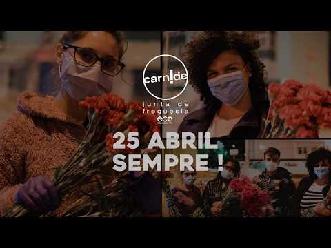 Ep. 523 - Carnide celebra Abril