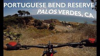 Palos Verdes, Portuguese Bend Reserve Trail Guide.