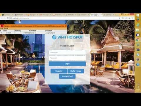 Configure PHPMixBill v5 0 - смотреть онлайн на Hah Life