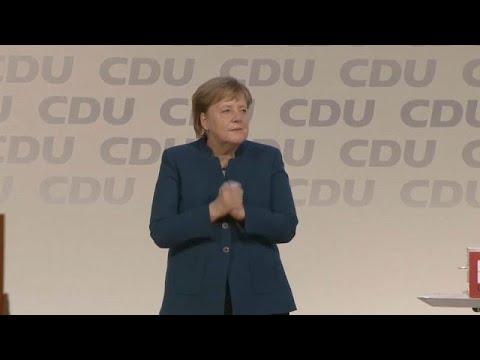 Το προφίλ των τριών υποψηφίων για την προεδρία του CDU