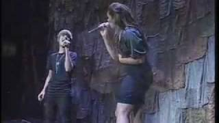 Jordin Sparks & Justin Bieber - No Air (LIVE at Kiss 108 Jingle Ball '09!)