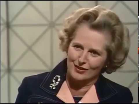 Margaret Thatcher on BBC Newsday 31 May 1975 EU Referendum