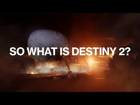 """Destiny 2 – Official """"What is Destiny 2?"""" Trailer [AUS]"""