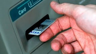 How to Withdraw Money from ATM Machine properly