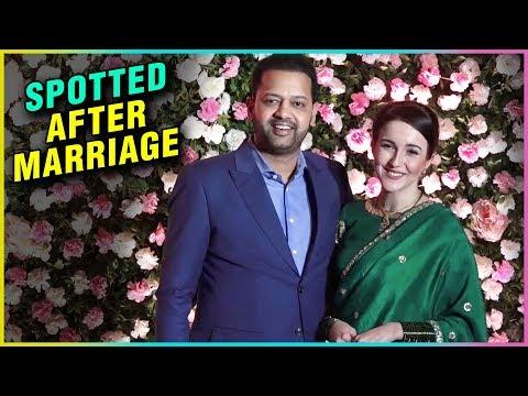 Rahul Mahajan First Appearance After Marriage At K