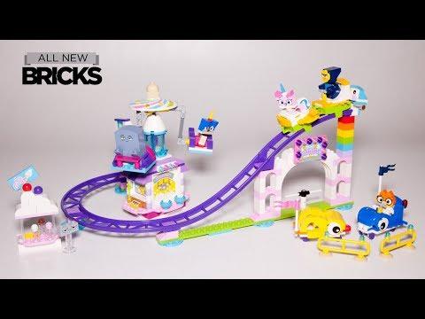 Vidéo LEGO Unikitty 41456 : La fête foraine de Unikingdom