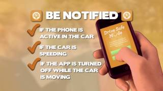 Drive Safe Mode App Revised